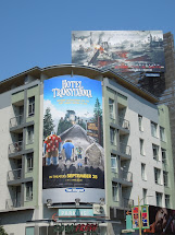 Daily Billboard Hotel Transylvania Movie Billboards