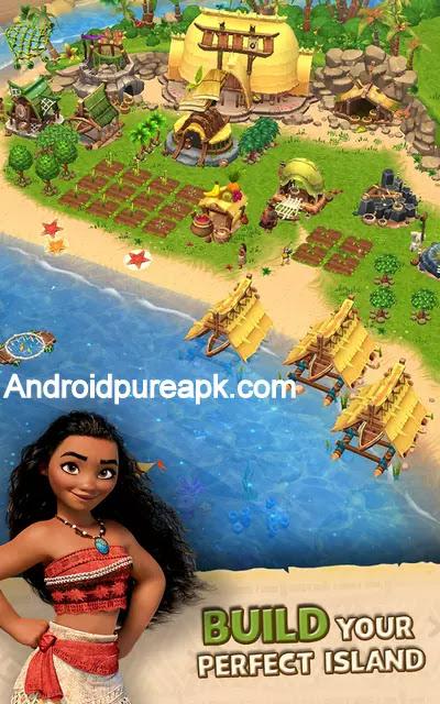Moana Island Life Apk