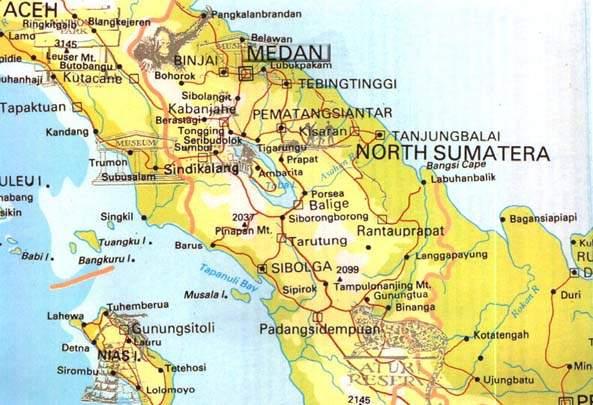 THE LAND OF BATAK: NORTH SUMATERA-INDONESIA