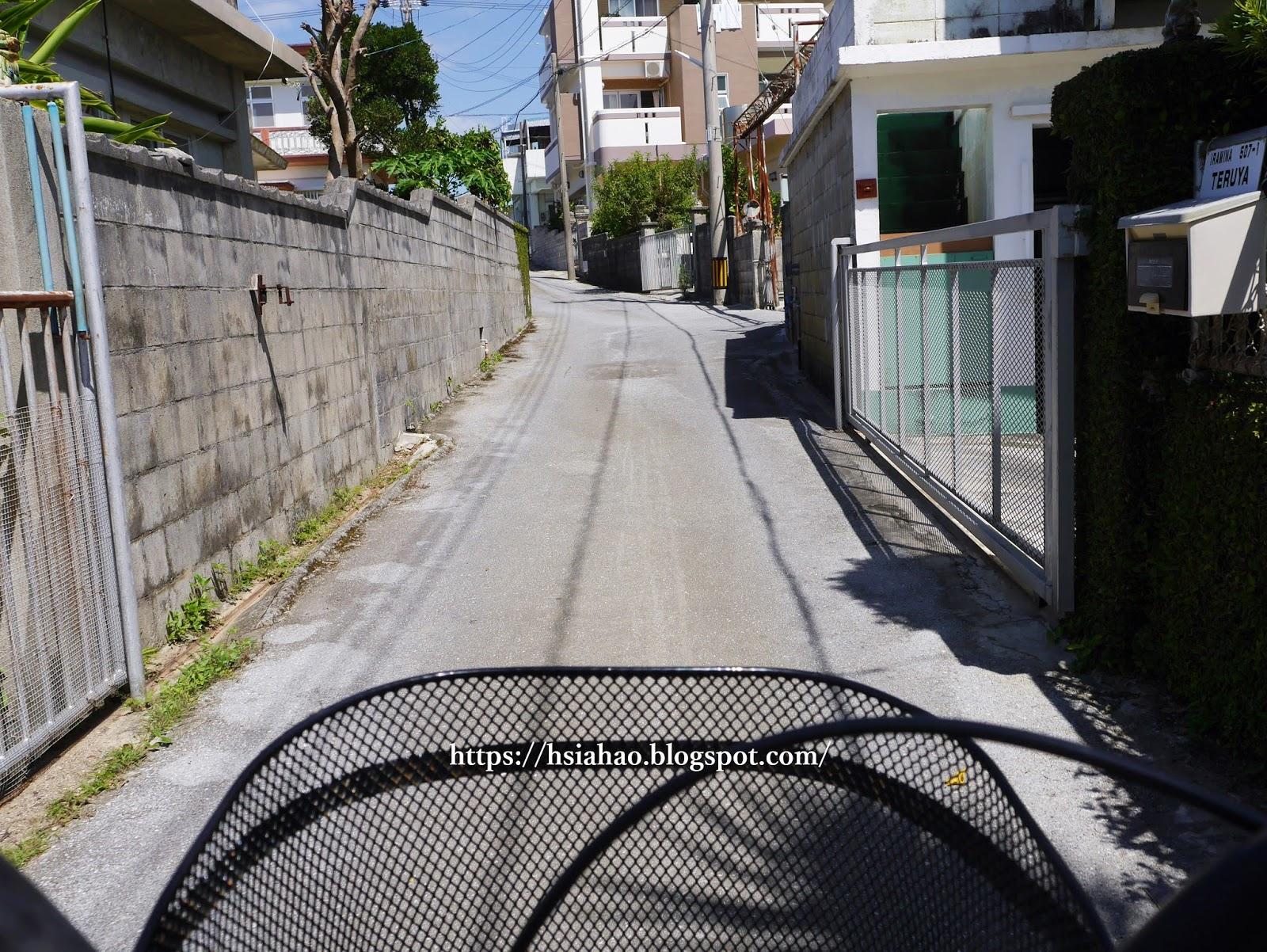 沖繩-騎腳踏車-殘波岬-自由行-旅遊-Okinawa-zanpa-cape