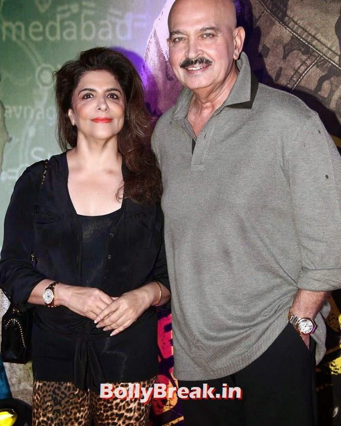 Pinky Roshan, Rakesh Roshan