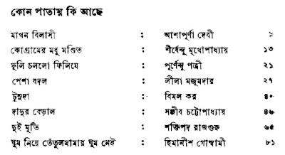 Shrestho Hasir Galpo content
