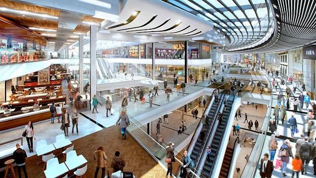 Shoppings em Londres
