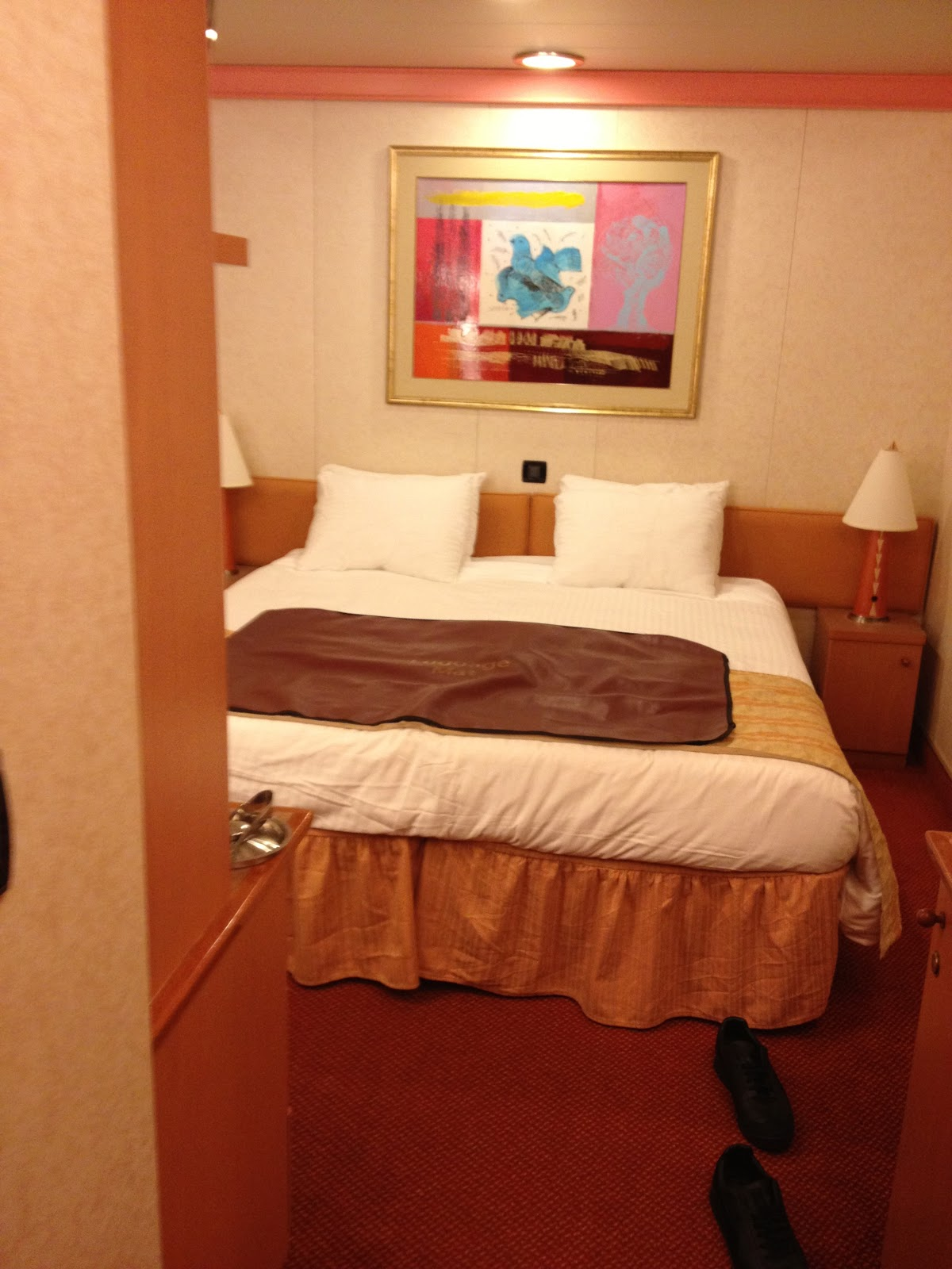 LIVE from the LIDO DECK: Carnival Glory: Room 7223