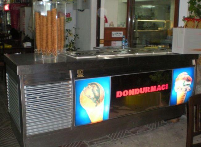 ikinci el dondurma makinesi al sat