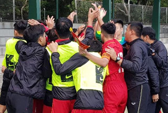 U16 Việt Nam vào bán kết giải đấu ở Nhật
