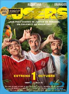 Lusers, los amigos no se eligen (2015)   HD [1080p] Latino [GoogleDrive] DizonHD