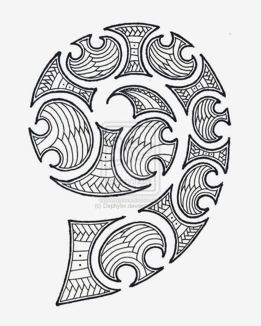 Maori Tattoo Art: ART And TATTOO: Maori