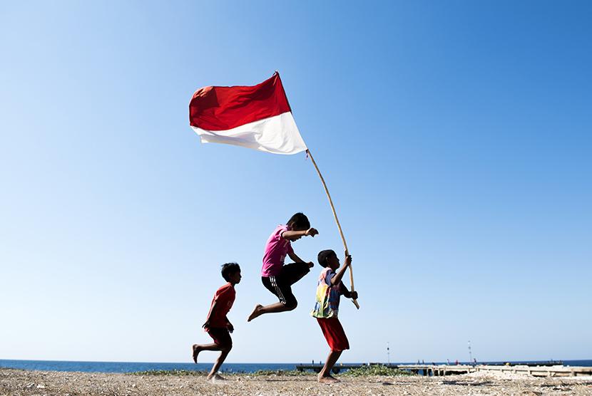 Himbauan Untuk Mengibarkan Bendera Merah Putih