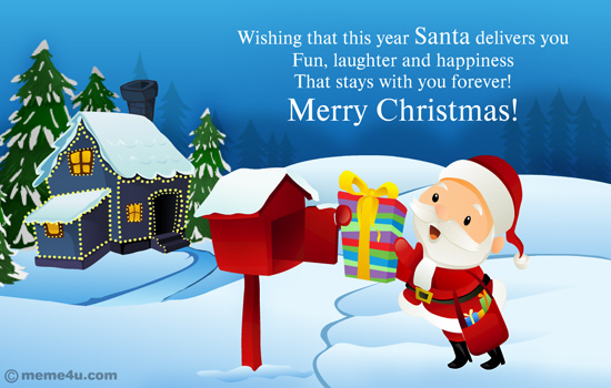 Merry Christmas 2017 Greeting Cards