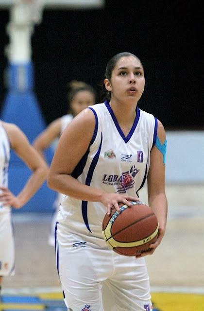 Karen Ruiz Lobas Basquetbol