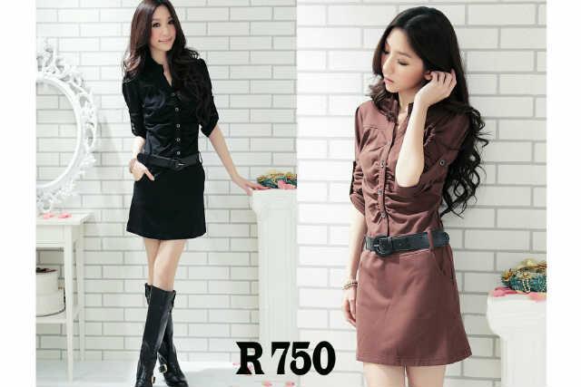 Import Bagus  Baju Korea Online Shop Murah RL1008 29978b7150