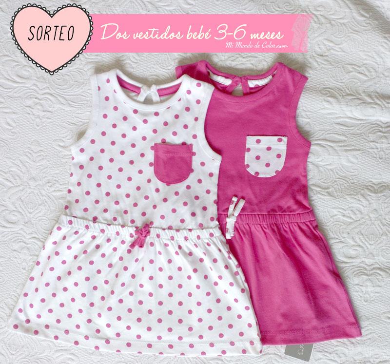 sorteo ropa bebe