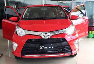 Mobil Baru Toyota Calya 2018