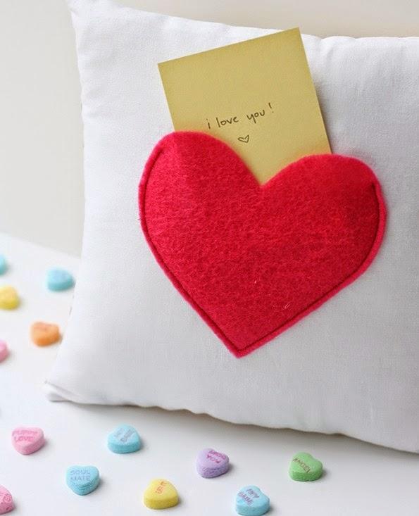 Cojin De San Valentin Con Mensaje Oculto Solountip Com