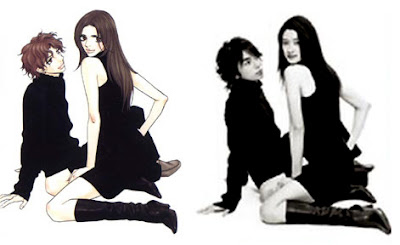 The manga VS the show