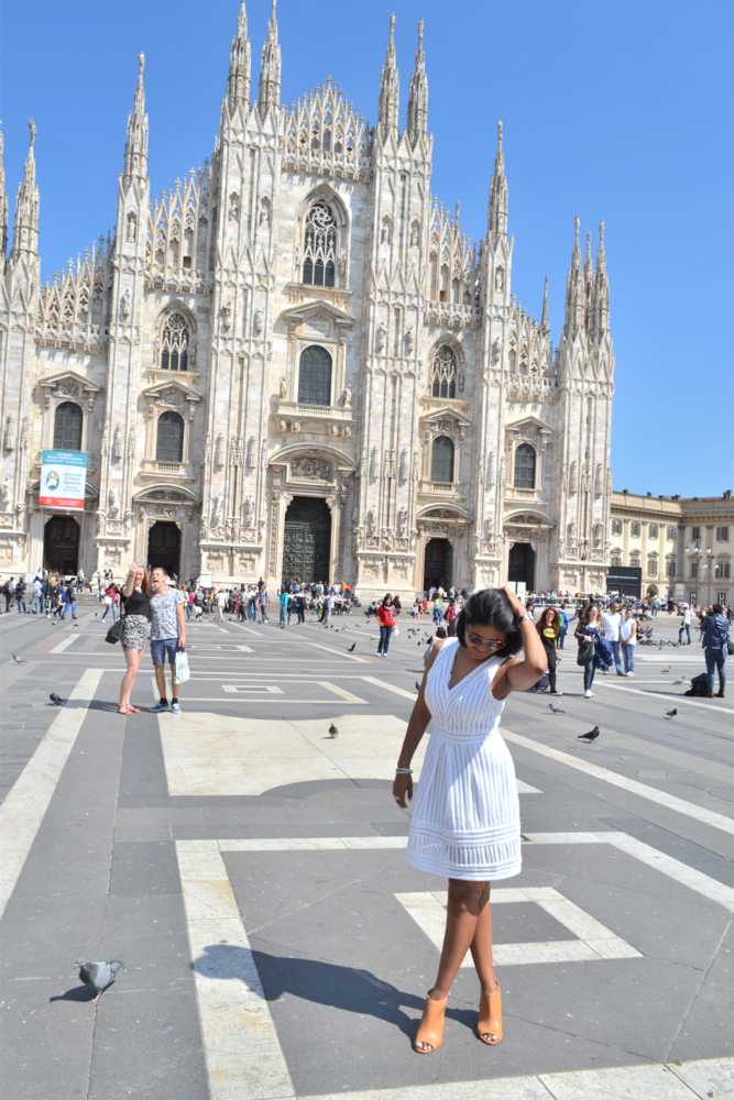 2 days in Milan