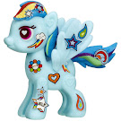 My Little Pony Wave 2 Starter Kit Rainbow Dash Hasbro POP Pony