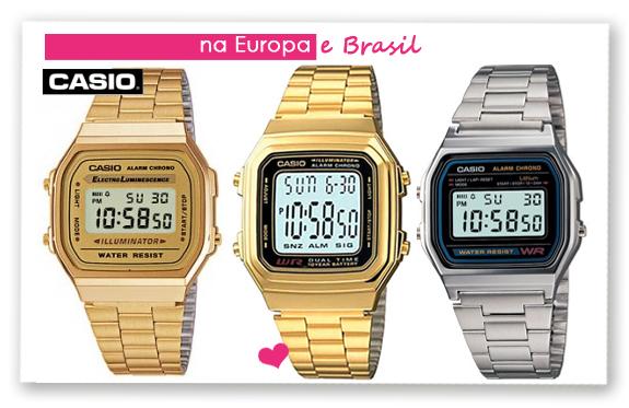 355f314dce6 Outro fator que promete popularizar ainda mais a volta dos relógios Casio é  a Nina personagem feita pela atriz Débora Falabella na novela Avenida  Brasil.