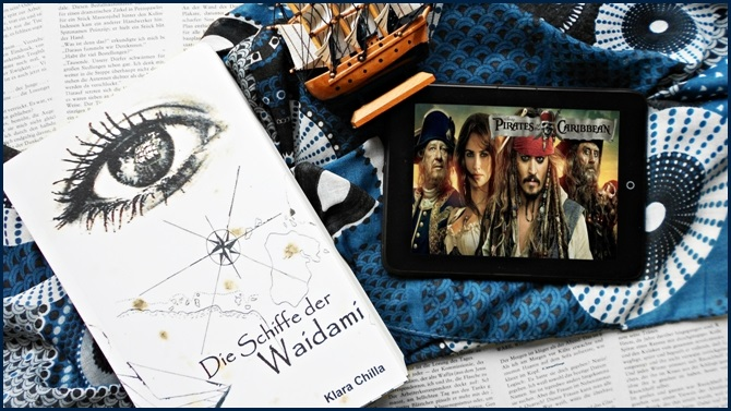 Die Schiffe der Waidami Piraten Fluch der Karibik Pirates of the Caribbean