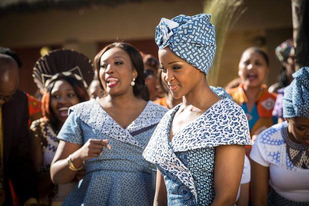 30 Photos Lerato And Sechaba Traditional Sotho Tswana Wedding On