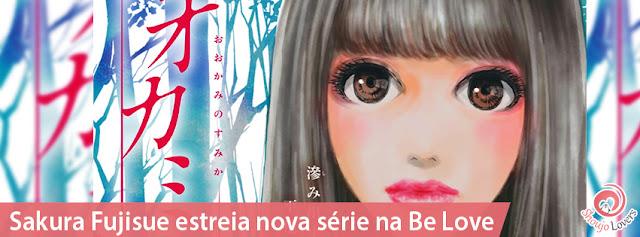 Sakura Fujisue estreia nova série na Be Love