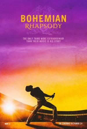 Bohemian Rhapsody: La historia de Freddie Mercury - PELICULA - Inglaterra - 2018