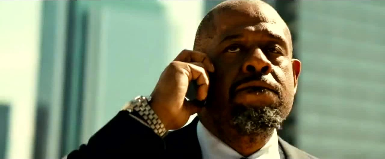 taken 3 forest whitaker