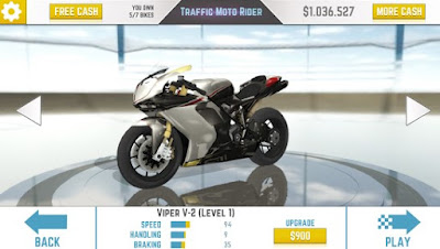 Highway Traffic Rider Mod APk game