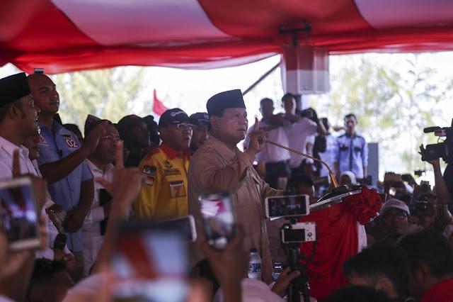 Prabowo: Pemuka Agama, Ustaz, Kyai akan Dilindungi