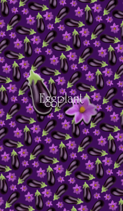 Vegetable -Eggplant-