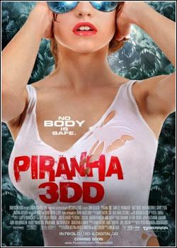 Modelo Capa Download   Piranha 2   HDRip (2012)