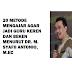 """TERBARU..!! INILAH 20 METODE MENGAJAR AGAR JADI GURU """"KEREN DAN BEKEN """" MENURUT M.SYAFII ANTONIO M.EC"""