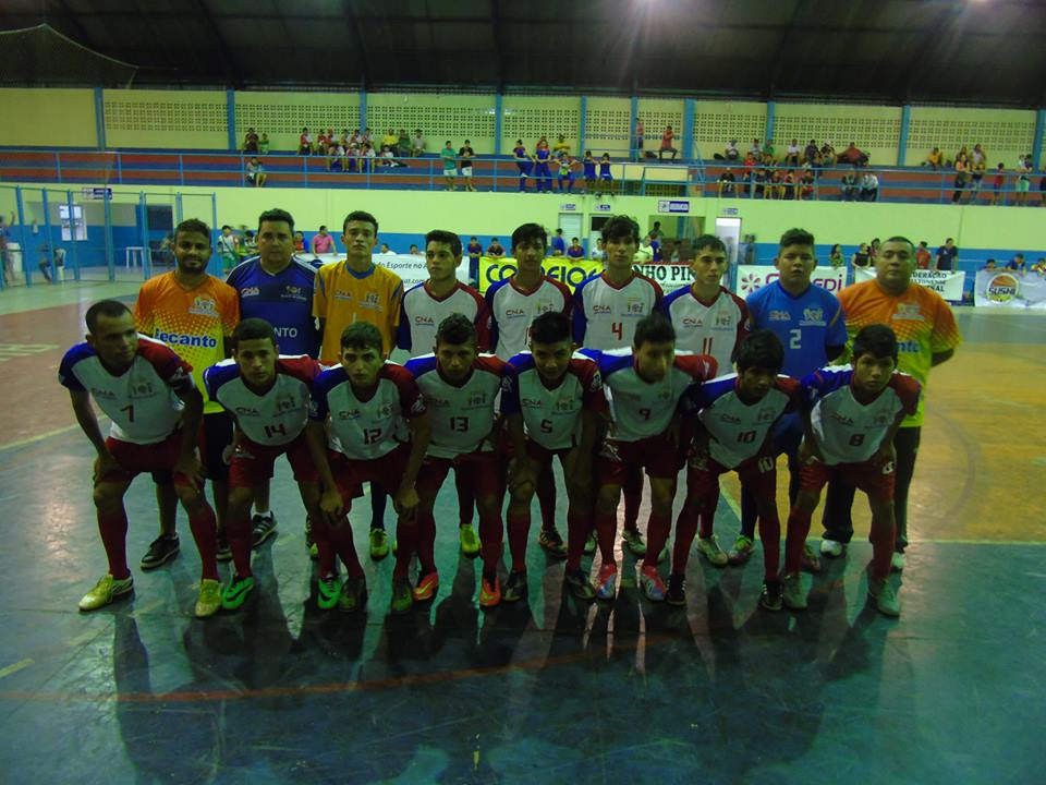 Manaus AM - Em partida disputada na última quinta-feira (18 06) no Ginásio  da Vila Olímpica de Manaus AM de1ea72694843
