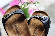 Najwygodniejsze buty na lato - Birkenstock Madrid ♥