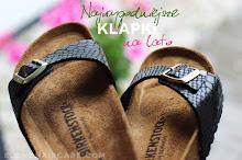 Najwygodniejsze buty na lato - Birkenstock Madrid