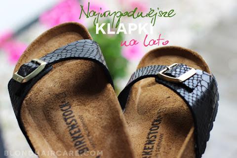 Najwygodniejsze buty na lato - Birkenstock Madrid ♥ - czytaj dalej »