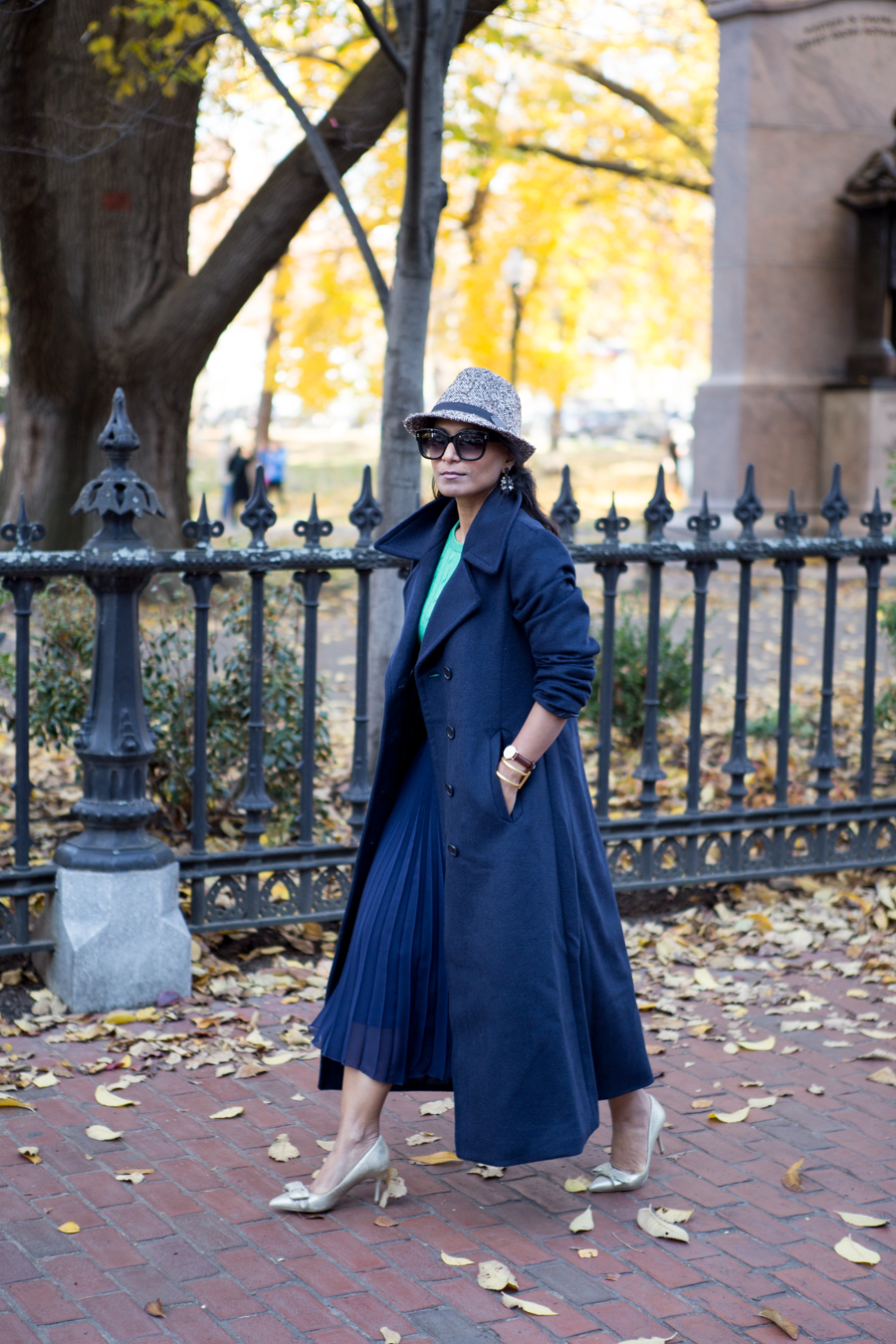 fall fashion, winter style, petite fashion, petite sweaters, jewel tones, colorful, feminine style, petite style, classic style, bows, vibrant colors, work style, long coat, navy coat, forever 21, zara, nordstrom, target style, outerwear, womens fashion, fashion over 40