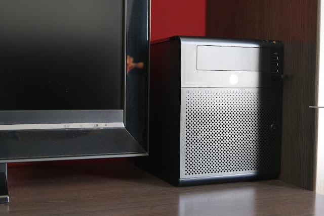 MicroServer N40L / N54L para montar un NAS y HTPC