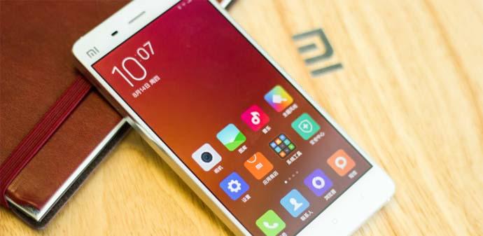 HP Android - Xiaomi Mi 4
