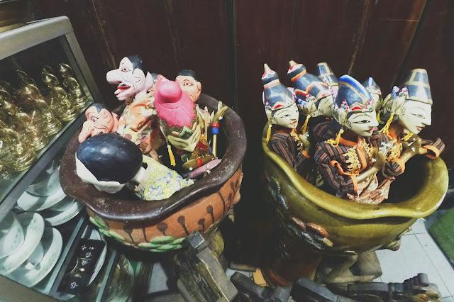 Wisata Budaya benda antik Surakarta