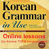Korean Grammar in Use: Beginner Online Lessons (Continued)