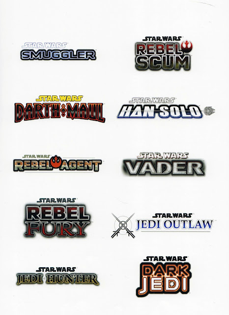 lucasarts unused logos
