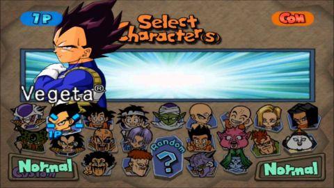 Dragon Ball Z Budokai PS2 GAME ISO Gameplay