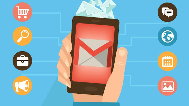 منع المواقع و الأشخاص من إزعاجك بالرسائل الترويجية على Gmail