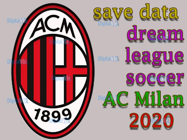 save-data-dls-AC-milan-2020