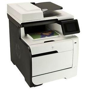 HP LaserJet M475dw Drivers & Software Download