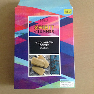 marks and spencer colombian coffee lollies