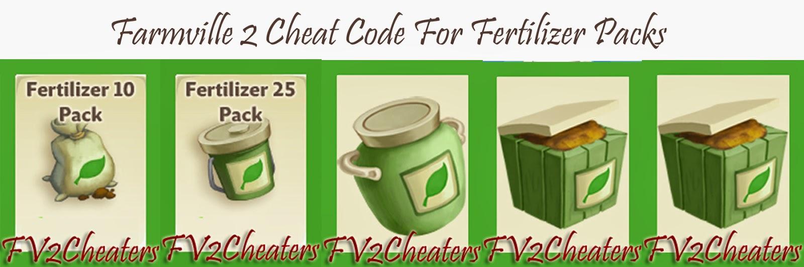 Fertilizer Pack <b>FarmVille 2 Cheat Codes</b> - <b>Farmville 2 Cheat</b> Gallery