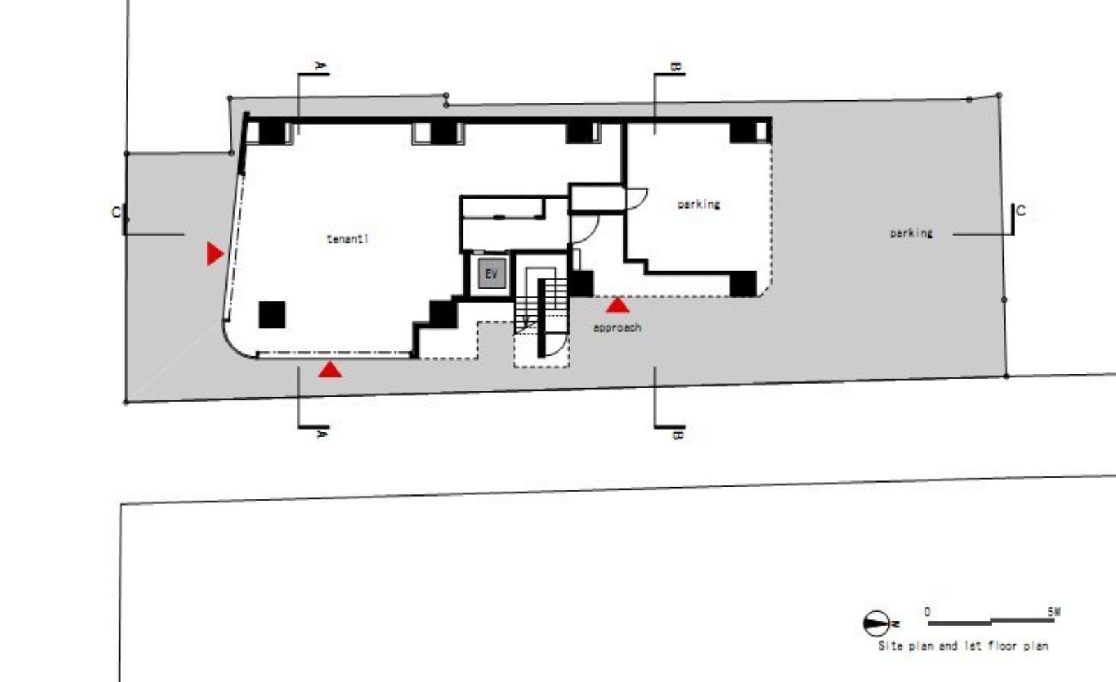 step tower by eastern design office. Black Bedroom Furniture Sets. Home Design Ideas